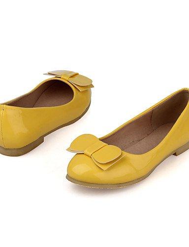 PDX sint piel zapatos mujer de de wUqFz