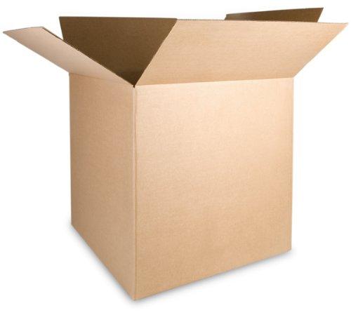 EcoBox 30 x 30 x 30 Inches Corrugated Box (E-172) -