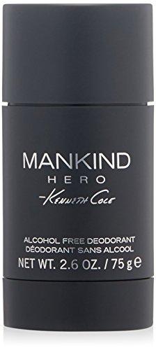 Kenneth Cole Mankind Hero Deodorant, 2.6 (Italian White Sage)