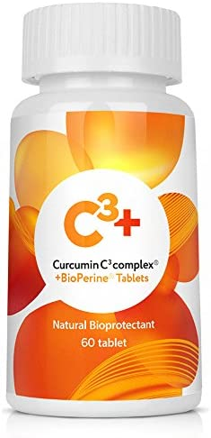 Revolutionary C3 Complex from Well-Known Sabinsa Corp,assists in DNA Repair Protection, Anti Aging, Potent antioxidant, Brain, Heart and Circulatory Support, Non-GMO, Gluten Free, 1000mg, 60 Tablets
