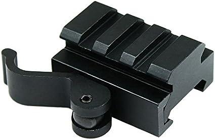 High Profile Quick Detachable Front Sight Picatinny//Weaver Rail Aluminum Alloy