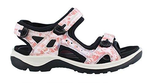 Closeout Womens Shoes Athletic (ECCO Women's Yucatan Sandal, Coral Blush, 36 EU/5-5.5 M US)