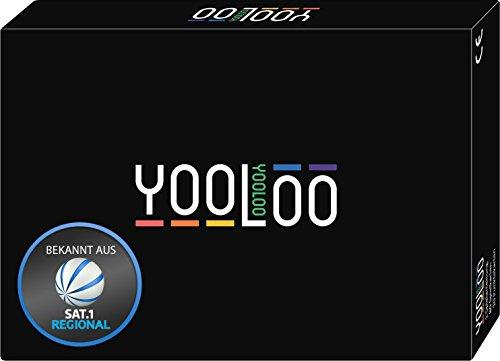 YOOLOO - Das kinderleichte Kartenspiel für die ganze Familie oder als Partyspiel - Gesellschaftsspiel - NEUHEIT 2016 - (3 bis 8 Personen)