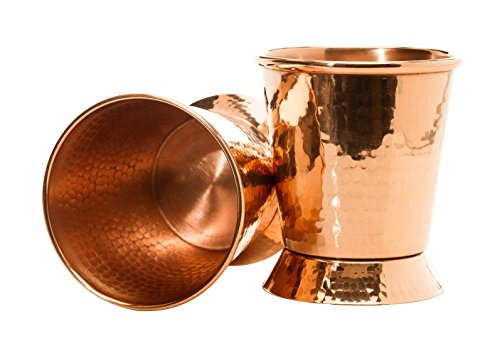Sertodo Copper Derby Mint Julep Cup image