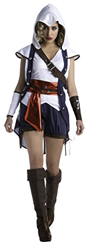 Assassins Creed Connor Classic Womens Costume - M -