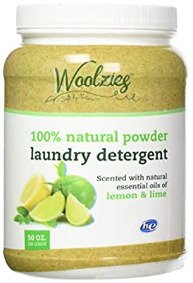 Woolzies - Dream Clean Laundry Detergent 100 Loads Lemon and Lime
