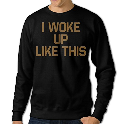 GsShan08 I Woke Up Like This Men's Outerwear,Long Sleeve For - Nashville In Stores Mall