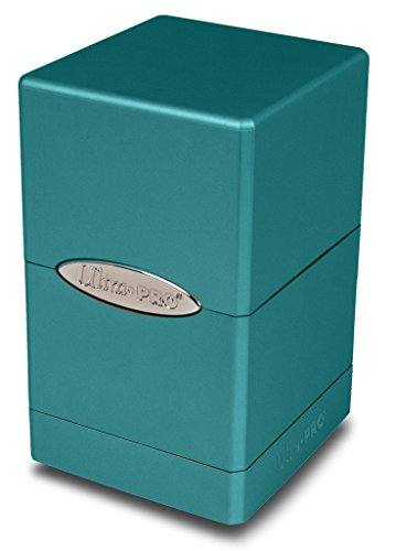 Ultra Pro 7442784616 Ocean Satin Tower Deck Box (Satin Deck Box)