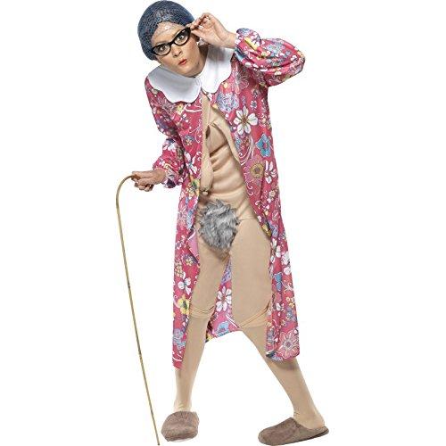 Fancy Costume Granny Dress (Gravity Granny Costume)