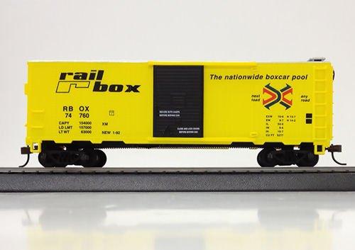 HO 41' Box, RBOX