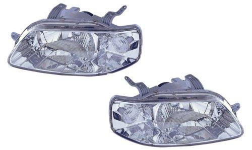 04 chevy aveo headlight assembly - 9