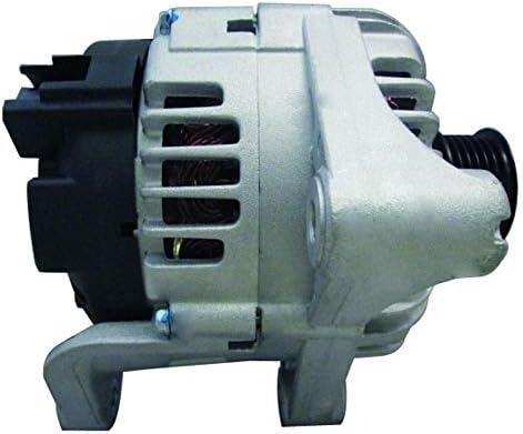 New Alternator For 2004 2005 2006 04 05 06 BMW 3 Series 325I 325CI 325X 330CI X3 12-31-7-519-721 12-31-7-519-723 0-124-525-080 0-124-525-523