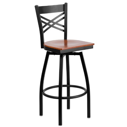 Black Cherry Bar Stools - 4
