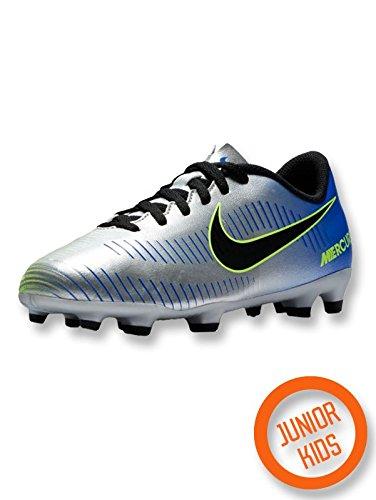 Nike Jr Mercurial Vortex III NJR FG, Zapatillas de Deporte