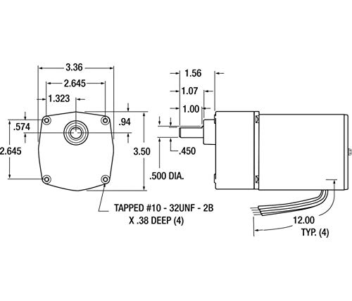 Dayton 4z063 Ac Gear Motor 28 Rpm Tenv 115v Electric Fan Motors. Dayton 4z063 Ac Gear Motor 28 Rpm Tenv 115v Electric Fan Motors Amazon Industrial Scientific. Wiring. Dayton 2mdv4 Capacitor Wire Diagram At Scoala.co
