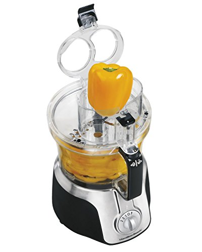 Hamilton Beach 14-Cup Food Processor, with  Big Mouth Feed Tube & French Fry Blade (70575) (Best Full Size Food Processor)