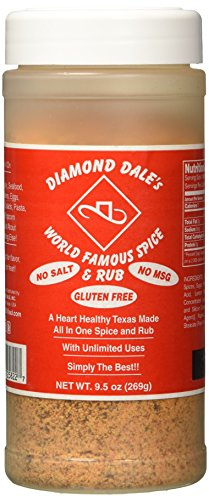 Diamond Dale's World Famous Spice & Rub