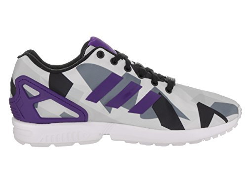 Adidas Zx Flux (9.5, Blanco / Ngtfla / Cblack) White