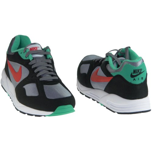 Nike - Air Base II - Couleur: Gris-Noir - Pointure: 41.0