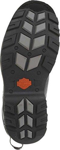 Harley-davidson Mens Jasper 5-tums Svarta Stövlar D96025
