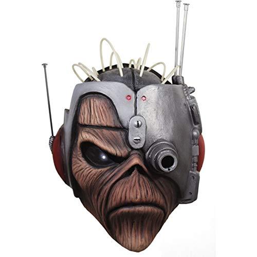 Trick Or Treat Studios - Iron Maiden Somewhere in Time Eddie Mask