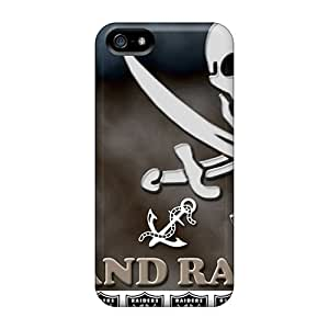 Hwa1358ueXv Tpu Case Skin Protector For Iphone 5/5s Oakland Raiders With Nice Appearance