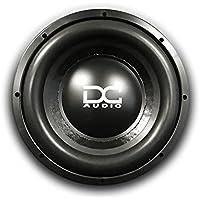 DC AUDIO Level 2 12 4 ohm Dual Voice Coil Subwoofer BLUE 600/1200 Watt