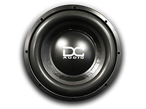 """DC Audio Level 2 12"""" 2 ohm Dual Voice Coil Subwoofer BLUE..."""
