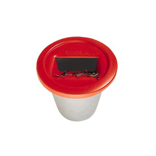Golden West 3750 The Chute Red Flatware Trap For 32/44 Gal. Containers by Golden West Sales