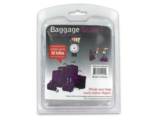 Baggage Scale - Case of 18