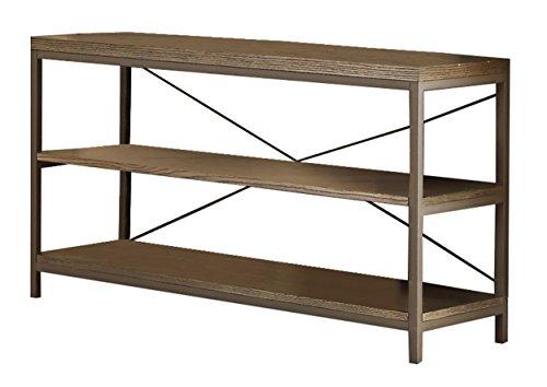 Homelegance 3224N-05 Wood/Metal Sofa Table/TV Stand, Brown
