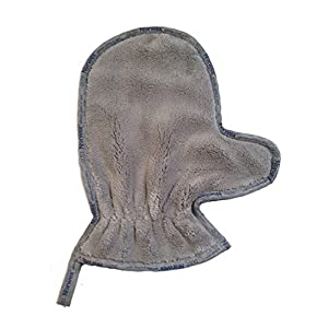 Norwex Dusting Mitt, Graphite