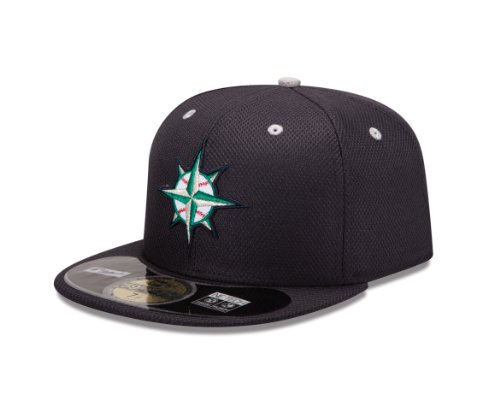 Navy 59fifty Fitted Cap - 9