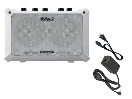 Roland モニターアンプ MOBILE BA + 純正ACアダプター PSB-100 セット B00GD2GPZ8