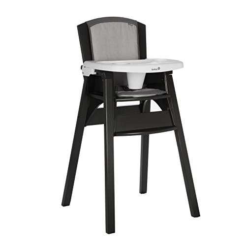 Safety 1st Beaumont Wood High Chair, Vienna (Kids Chair Vienna)