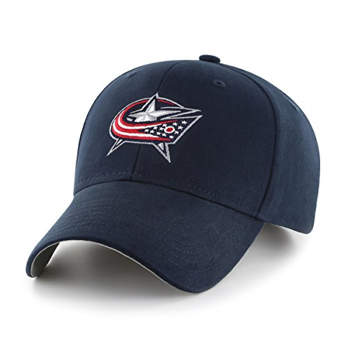 e Jackets Children Cinch All-Star MVP Adjustable Hat, Kids, Navy (Nhl Kids Jackets)
