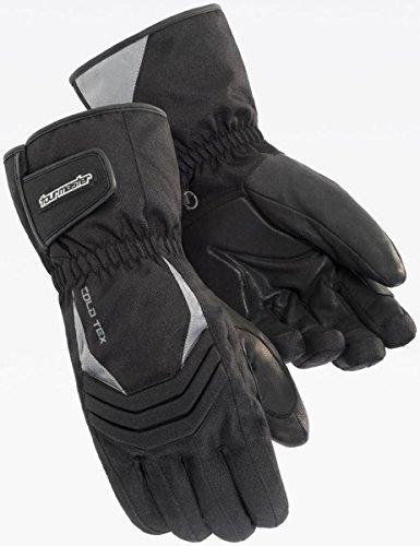 Tourmaster Cold-Tex 2.0 Mens Black Textile Gloves - Large