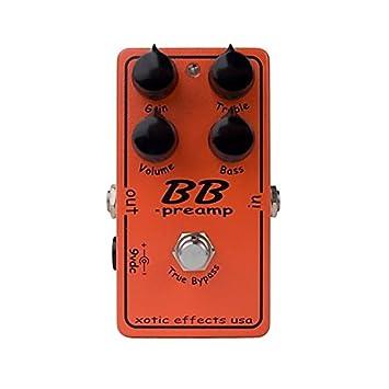 Xotic BB Preamp · Pedal guitarra eléctrica: Amazon.es: Instrumentos musicales