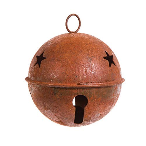- Bulk Buy: Darice DIY Crafts Rusty Bell 80mm (12-Pack) 1091-21