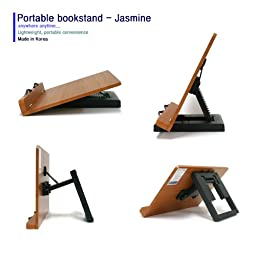 Wiztem Jasmine Book Stand (Bookstand / Bookstands / Holder / Cookbook / Music)