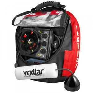 VEXILAR FLX-28 PRO PACK II WITH PRO VIEW ICE-DUCER
