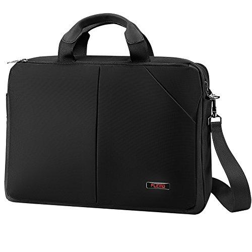 458046d4def best Plemo 15 Inches Laptop Bag, Nylon Multi-compartment Large Capacity  Laptop Shoulder Bag