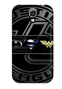 High Quality ZippyDoritEduard Justice League Skin Case Cover Specially Designed For Galaxy - S4