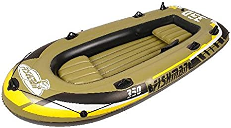 Intex Boat Sport Boat Inflatable Angelboot Motorboat Excursion 5 Set