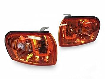 CPW (tm) 95 01 Subaru Classic Impreza GC8 Crystal JDM Amber Corner Lights