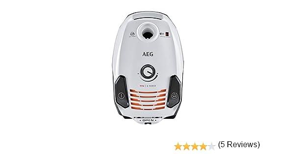 AEG VX6 – 1 de IW de 5 – Aspiradora con bolsa, eficiencia ...