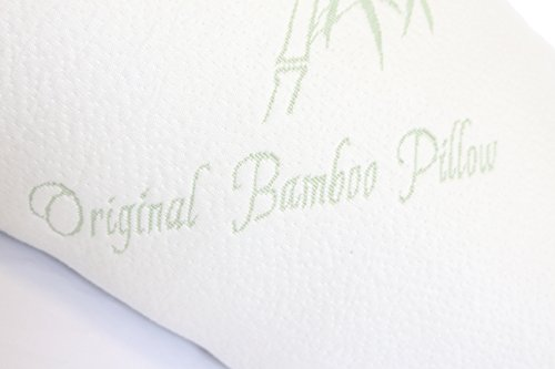 Original Bamboo Memory Foam Pillow (Queen)