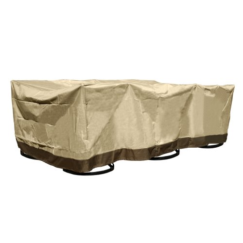 Patio Armor Chat Set Cover (Discontinued by Manufacturer) (Discontinued Patio Furniture)