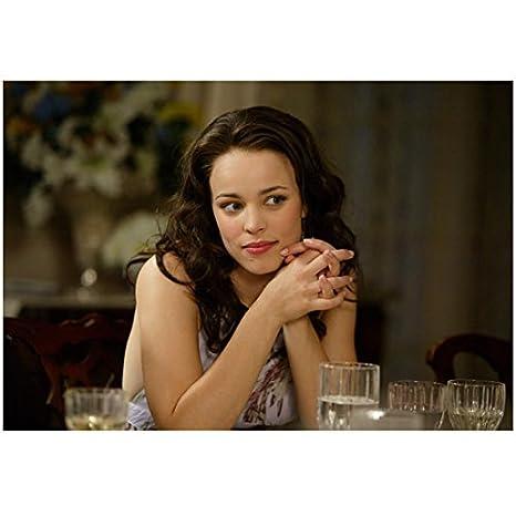 Rachel Mcadams Wedding Crashers.Wedding Crashers Rachel Mcadams Claire Smiling Seated At Table 8 X