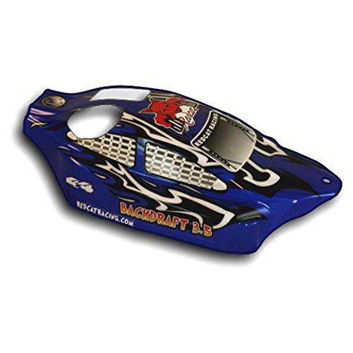 Redcat Racing Backdraft 8E Buggy Body (1/8 Scale), - 1/8 Buggy Body
